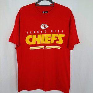 Kansas City Chiefs T-Shirt - NFL Team Apparel